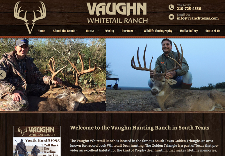 Vaughn Whitetail Ranch
